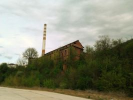 Old Factory by happybg