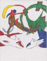 pokemon colored 2 by EDSW-Group