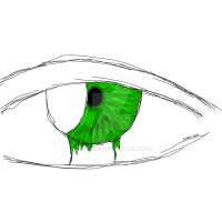 Eye Collection - Green by fynns23