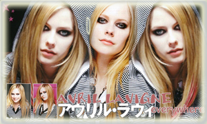 Avril is everywhere by vams