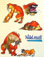 wildMUTTs by tattiOsala