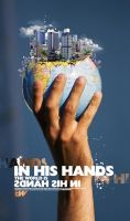 In His hands by TheLRD