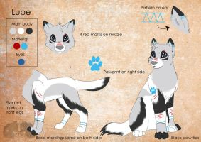 Lupe ref contest pic by cutetoboewolf