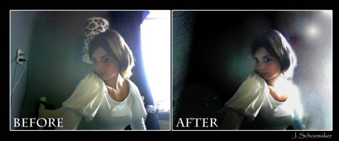 Before - After - Girl by Jna1985
