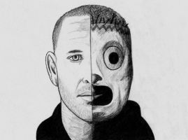 Corey Taylor by Anghellic67