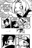 Naruto:The New Sasuke 2 by ahnline