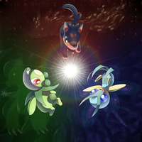 Which would you choose? New Starters by Hyshirey