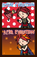 Brave Frontier : Unit Evolution by CyaniDairySentinel