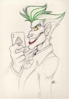 Joker Profile by zillabean