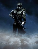 FW Master Chief 2015 by jagged-eye