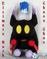 Ultimate Dark Chaos Chao by BriteWingz