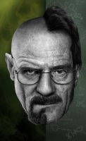 Walter White by Zyari
