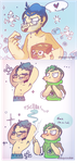 Septiplier - Hot 'n cold by Cheapcookie