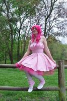 Pinkie Pie - My Little Pony by SissiCosplay