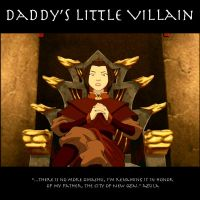 Daddy's Little Villain by SaucePear