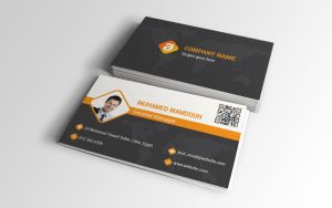 Corporate Business Card 001 by flash-infinity