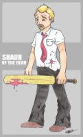 shaun of the dead II by PleaseFreezeMe