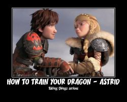 How To Train Your Dragon 2- Astrid by Tyrni-Karpalo