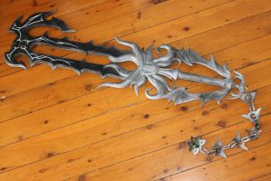 Master Xehanort Keyblade 02 by DonnixProps