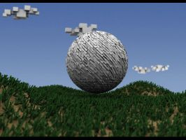 Hovering Ball Mass by todd587