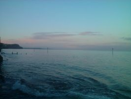 My Town of Teignmouth by Devoniia