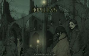 Hopeless wallpaper 2 by CopperAge