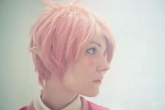 Code Lyoko Aelita Cosplay by LokiSDraw