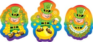 Leprechauns-Cutout Assortment by Hobbit1978
