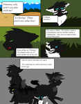WARRIORS:  A Drastic Mistake - PG1 by sealocalypse