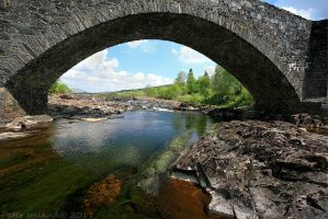 Bridge of Orchy 2 by Pistolpete2007