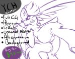 YCH - Air bud (BUY FOR - 45 USD) by KnifeH