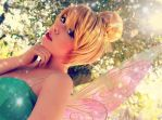 Neverland's Tinkerbell by OhDollface