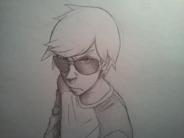 Dave Strider by goodknight2sday