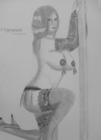 Striptease by Vyrenian