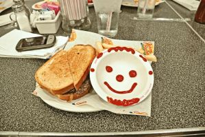 johnny rockets by himynameisbianca