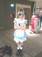 Me as Ciel in Wonderland by Fainting-Ostrich