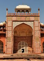 Sikandra Mosque 4 by wildplaces