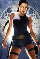 TOMB RAIDER by zecarlos