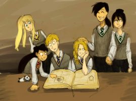 FMA- Interhouse Relations by schellibie