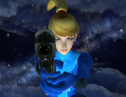 -Zero Suit Samus says..- by DarkShadowRage