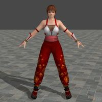 Dead or Alive 5 Ultimate Kasumi Costume 8 by zareef