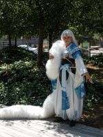 Sesshomaru Manga Version - 04 by FrenchLily