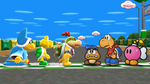 SML Trio meets Three Paper Mario Pals (MMD) by PenelopeHamuChan