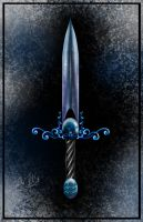 Water Dagger by Sathiest-Emperor