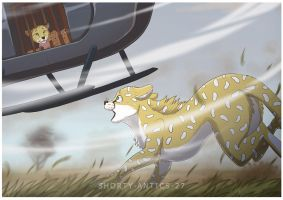 Jelly Beans the Cheetah by shorty-antics-27