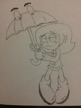 #21 - Bella and Brolly by JJSponge120