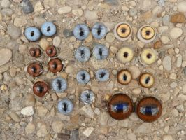 Glass Eyes FOR SALE by galianogangster