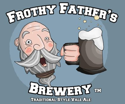 Frothy Father's Brewery by Gamegrunt