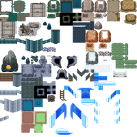 Pokemon Gaia Project Tileset 7 by zetavares852