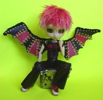 Custom pullip:  Abel-Old vers. by lovehaze